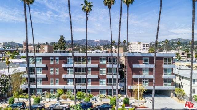 6001 Carlton Way #206, Los Angeles (City), CA 90028 (#20616112) :: Doherty Real Estate Group