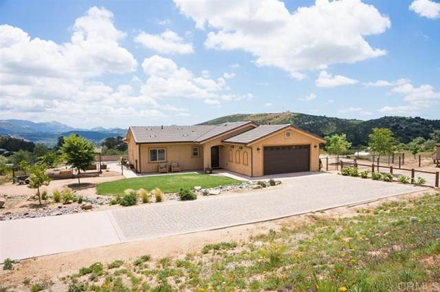 23162 Sageland Drive, Ramona, CA 92065 (#200038262) :: Sperry Residential Group
