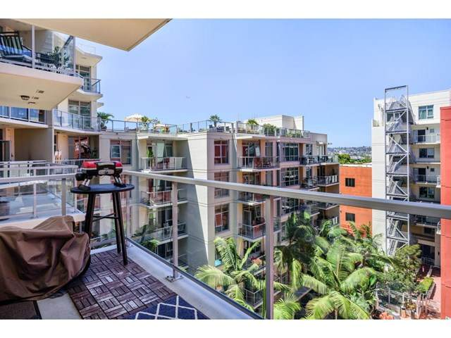 1431 Pacific Hwy #703, San Diego, CA 92101 (#200038280) :: Z Team OC Real Estate