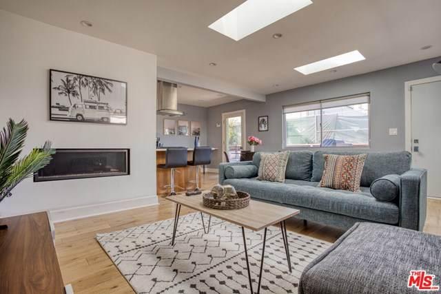 124 Thornton Place, Venice, CA 90291 (#20616020) :: Powerhouse Real Estate