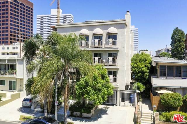 1250 S Westgate Avenue #103, Los Angeles (City), CA 90025 (#20616278) :: Sperry Residential Group