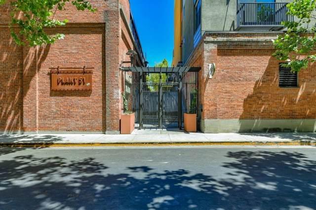 88 Bush Street #3186, San Jose, CA 95126 (#ML81805351) :: Anderson Real Estate Group
