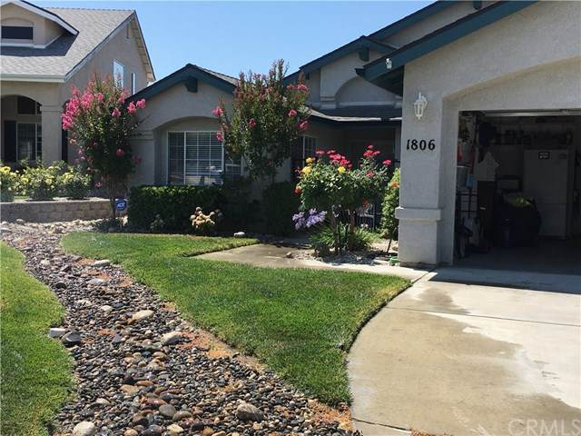 1806 Carino Court, Paso Robles, CA 93446 (#NS20157578) :: Re/Max Top Producers