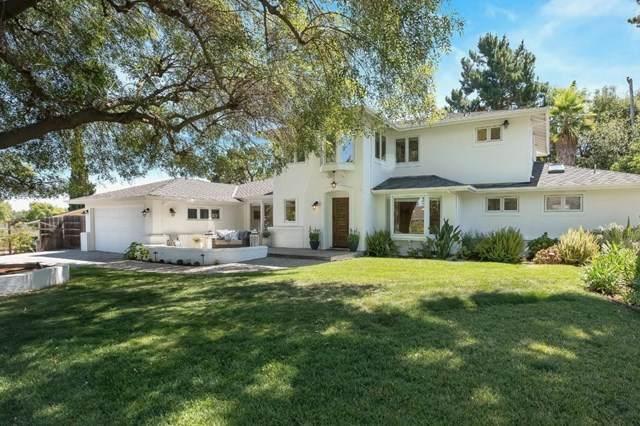 978 Highlands Circle, Los Altos, CA 94024 (#ML81805355) :: Anderson Real Estate Group
