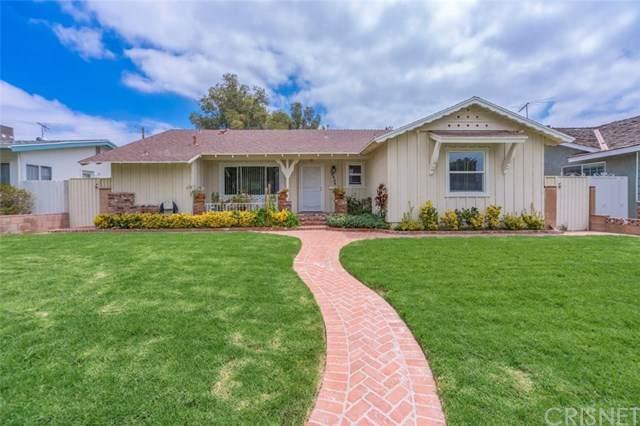 10538 Hayvenhurst Avenue, Granada Hills, CA 91344 (#SR20161649) :: Compass