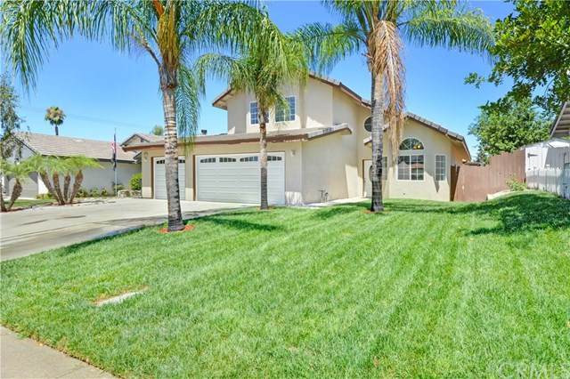 24542 Skyland Drive, Moreno Valley, CA 92557 (#IV20161302) :: Allison James Estates and Homes