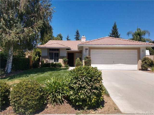 33554 Terrie Way, Yucaipa, CA 92399 (#EV20161671) :: Sperry Residential Group