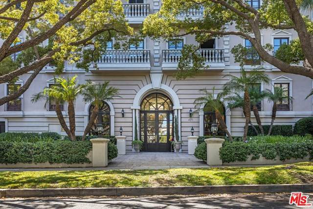 425 N Maple Drive #203, Beverly Hills, CA 90210 (#20616076) :: Powerhouse Real Estate