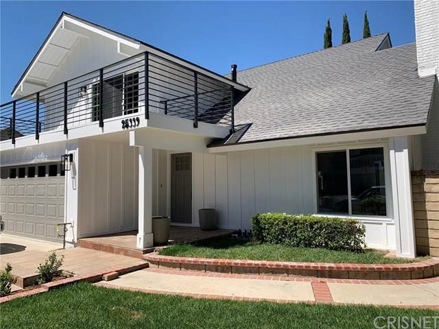 25339 Via Dona Christa, Valencia, CA 91355 (#SR20159674) :: Anderson Real Estate Group