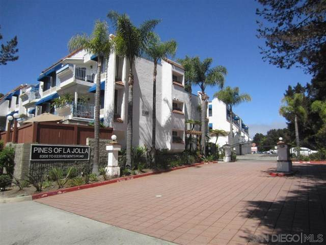 8310 Regents Road Unit 3E, San Diego, CA 92122 (#200038347) :: Anderson Real Estate Group