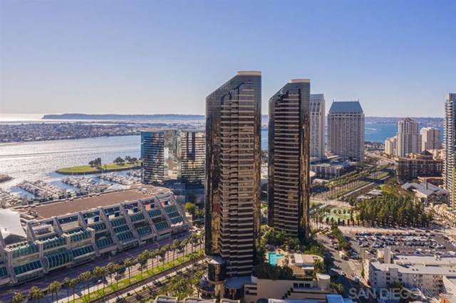 200 Harbor Dr #1502, San Diego, CA 92101 (#200038366) :: Z Team OC Real Estate