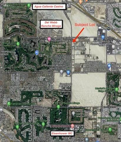0 Bob Hope Drive, Rancho Mirage, CA 92270 (#219047516DA) :: Steele Canyon Realty