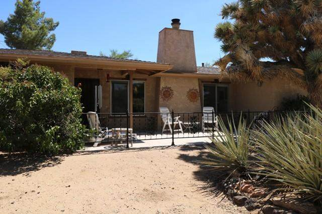 56573 Desert Gold Drive, Yucca Valley, CA 92284 (#219047514DA) :: Steele Canyon Realty