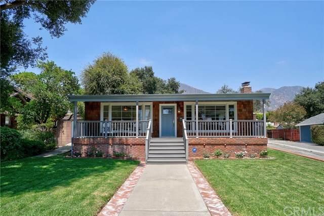 89 W Bonita Avenue, Sierra Madre, CA 91024 (#AR20150205) :: RE/MAX Empire Properties