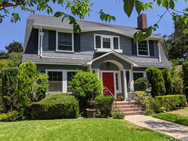 429 W 11th Street, Claremont, CA 91711 (#CV20161685) :: Allison James Estates and Homes