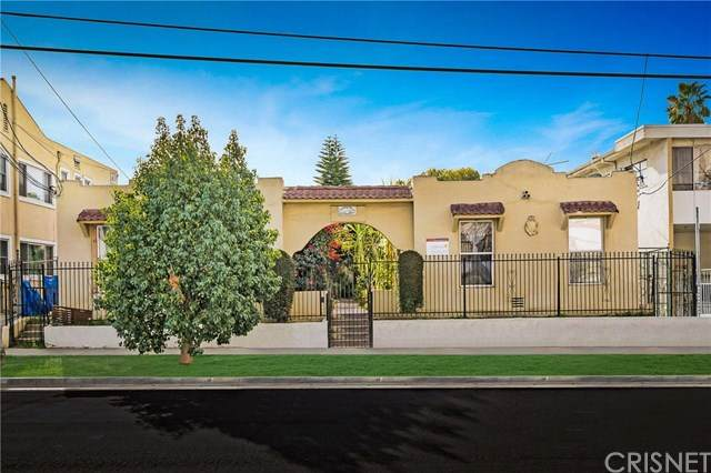 4332 Lockwood Avenue, Hollywood, CA 90029 (#SR20161866) :: Doherty Real Estate Group