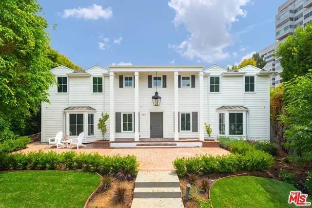 842 Devon Avenue, Los Angeles (City), CA 90024 (#20615102) :: Allison James Estates and Homes