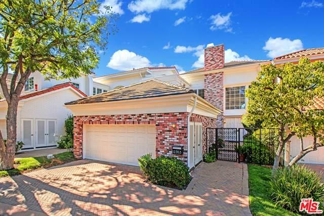 12353 Ridge Circle, Los Angeles (City), CA 90049 (#20616292) :: Doherty Real Estate Group