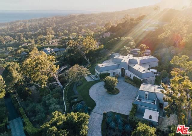 1478 E Mountain Drive, Montecito, CA 93108 (#20616254) :: Sperry Residential Group