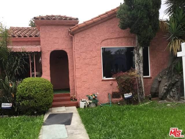 3428 S Norton Avenue, Los Angeles (City), CA 90018 (#20616792) :: The Najar Group