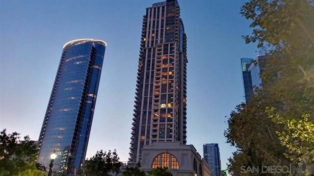 700 W W E St #604, San Diego, CA 92101 (#200038435) :: Legacy 15 Real Estate Brokers