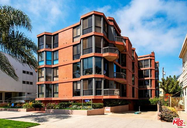 1033 Ocean Avenue #302, Santa Monica, CA 90403 (#20616900) :: Crudo & Associates