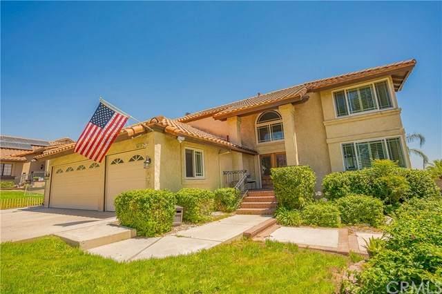 5875 Cedar Mountain Drive, Rancho Cucamonga, CA 91737 (#CV20162661) :: Team Tami