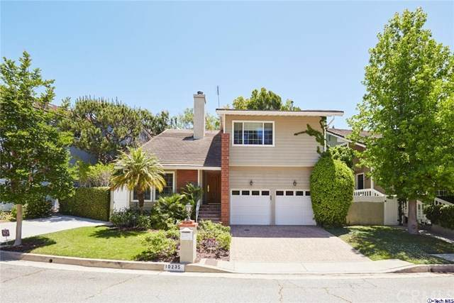 10235 Mossy Rock Circle, Los Angeles (City), CA 90077 (#320002800) :: Sperry Residential Group