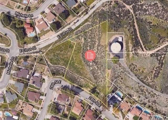 2935 Citrus, Highland, CA 92860 (#WS20162742) :: Allison James Estates and Homes
