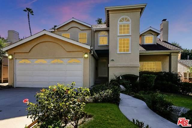 4121 Colbath Avenue, Sherman Oaks, CA 91423 (#20616646) :: The Najar Group