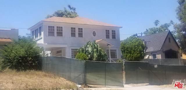 5017 11Th Avenue, Los Angeles (City), CA 90043 (#20616472) :: The Najar Group