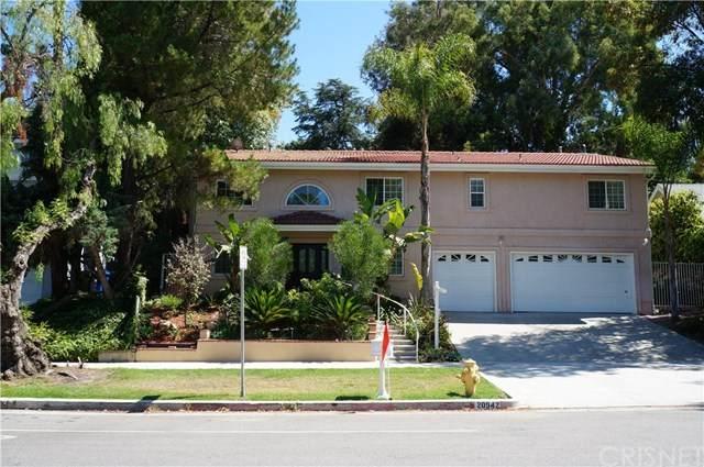 20942 Dumetz Road, Woodland Hills, CA 91364 (#SR20162996) :: Mainstreet Realtors®