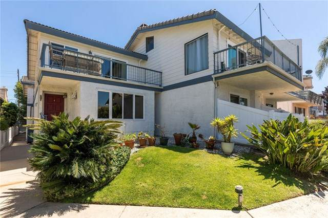 121 S Prospect Avenue #4, Redondo Beach, CA 90277 (#SB20143054) :: Compass
