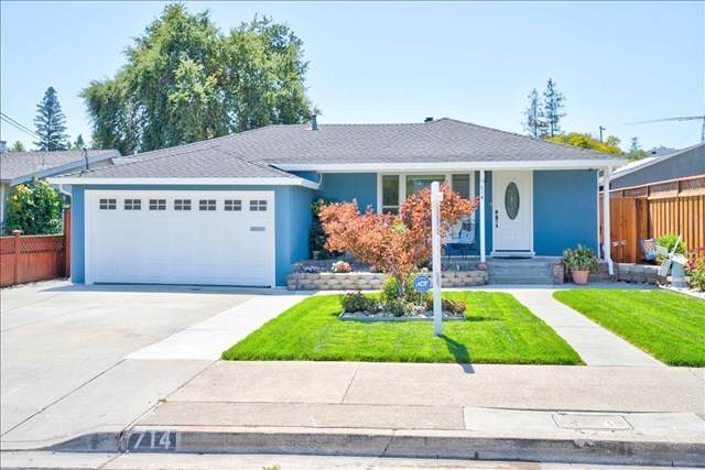 714 Upton Street, Redwood City, CA 94061 (#ML81805153) :: Doherty Real Estate Group