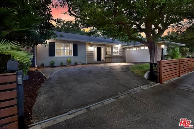 3700 Woodcliff Road, Sherman Oaks, CA 91403 (#20617442) :: The Najar Group