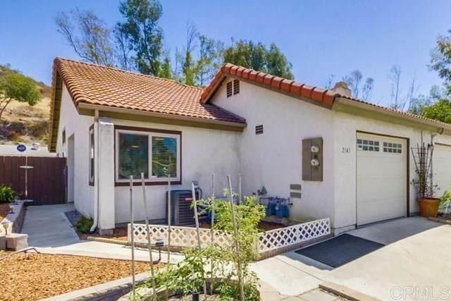 2141 Greenwick St., El Cajon, CA 92019 (#200038663) :: Bob Kelly Team