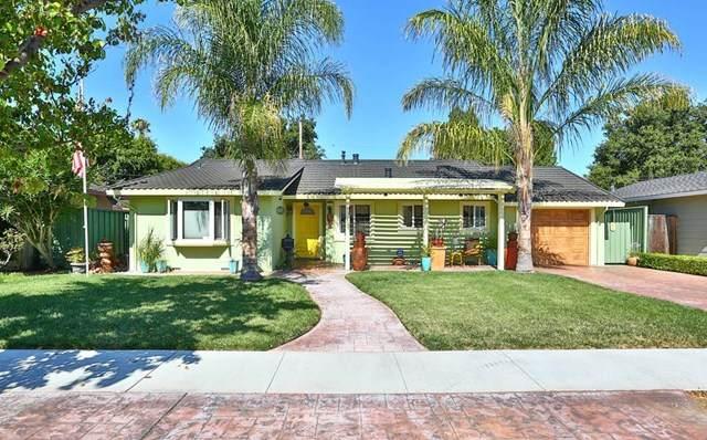 1591 Saint Francis Drive, San Jose, CA 95125 (#ML81805644) :: Doherty Real Estate Group
