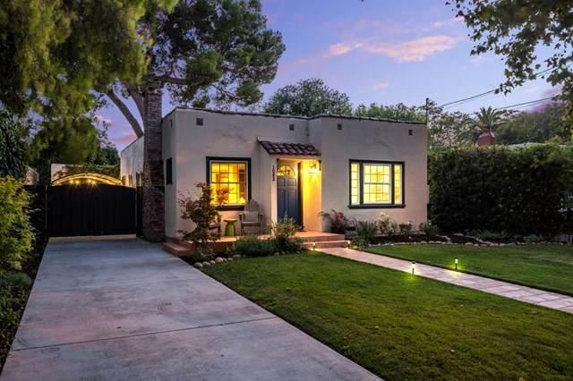 1063 Chapman Street, San Jose, CA 95126 (#ML81803371) :: Re/Max Top Producers