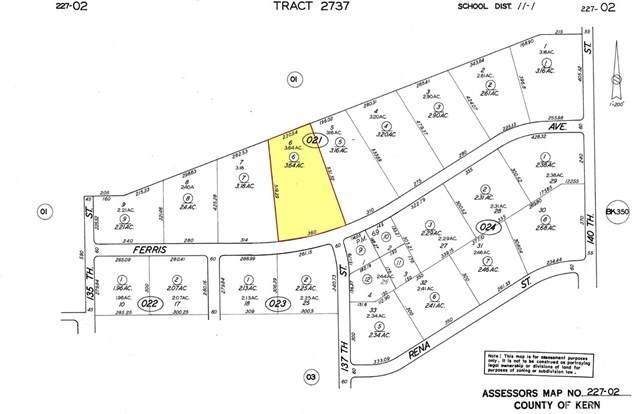 137-Street Ferris Avenue, Mojave, CA 93501 (#SR20158188) :: Z Team OC Real Estate