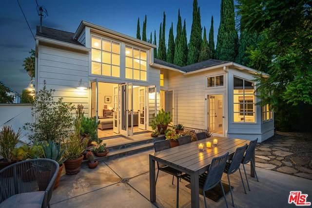 4149 Kraft Avenue, Studio City, CA 91604 (#20617446) :: Allison James Estates and Homes