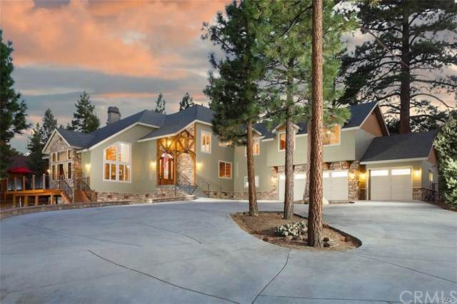 1033 Heritage Trail, Big Bear, CA 92314 (#PW20163588) :: Blake Cory Home Selling Team