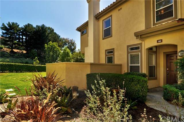 80 Paseo Del Sol #127, Rancho Santa Margarita, CA 92688 (#OC20158649) :: Allison James Estates and Homes