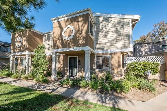 10760 Woodley Avenue #6, Granada Hills, CA 91344 (#220008663) :: Compass