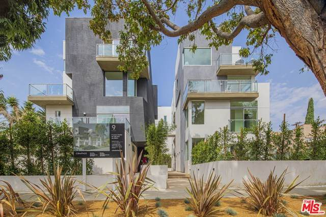 507 N Orlando #101, West Hollywood, CA 90048 (#20617758) :: Team Foote at Compass