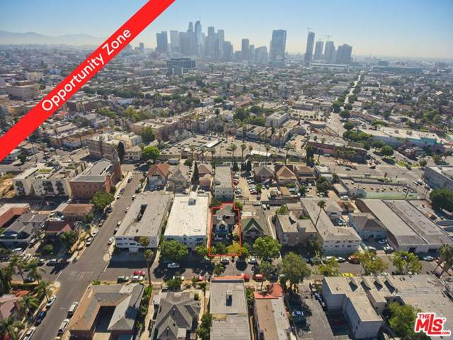 1218 Arapahoe Street, Los Angeles (City), CA 90006 (#20617764) :: Team Foote at Compass
