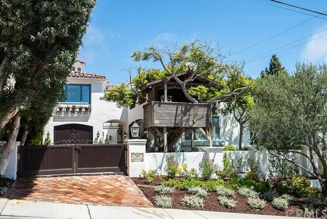 118 S Poinsettia Avenue, Manhattan Beach, CA 90266 (#SB20163760) :: Go Gabby