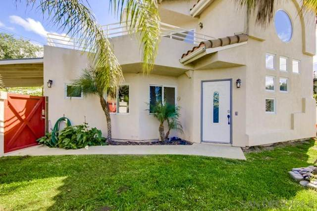 1255 Gertrude, San Diego, CA 92110 (#200038790) :: The Laffins Real Estate Team