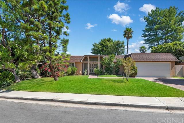 21757 Ulmus Drive, Woodland Hills, CA 91364 (#SR20164090) :: The Najar Group