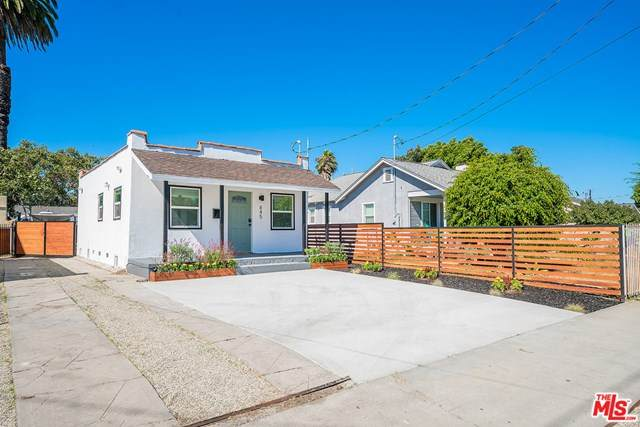845 W 94Th Street, Los Angeles (City), CA 90044 (#20618028) :: Laughton Team | My Home Group
