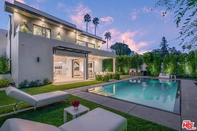 16108 Dickens Street, Encino, CA 91436 (#20616734) :: Sperry Residential Group